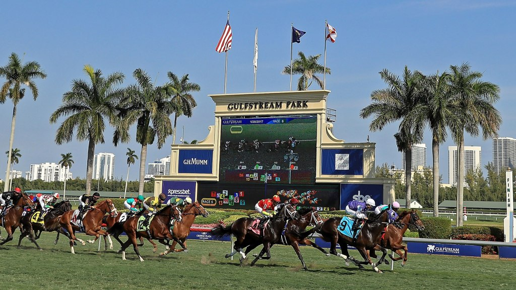 Pegasus World Cup 2021 odds, post positions