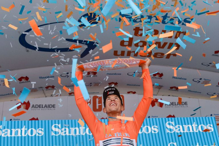 Richie Porte wins Tour Down Under for 2nd time
