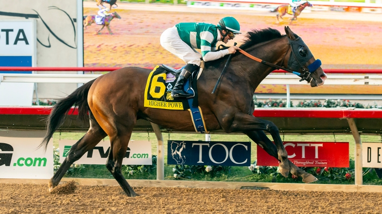 Big scratches shake up Pegasus World Cup field