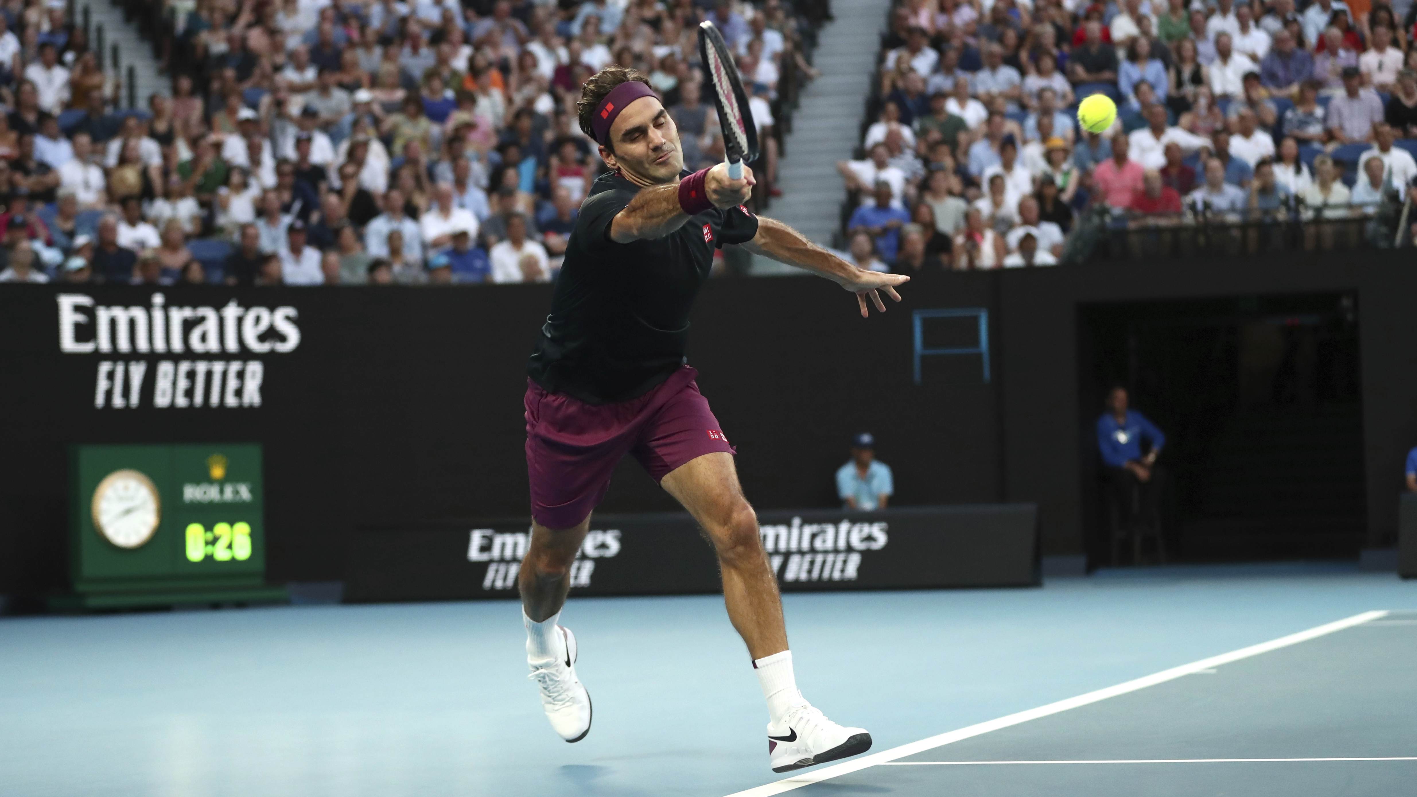 Federer To Play In South Africa Where His Mother Was Born Nbc Sports