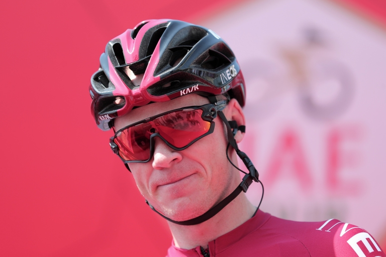 Cycling race canceled with 2 virus cases; Froome quarantined - NBC Sports