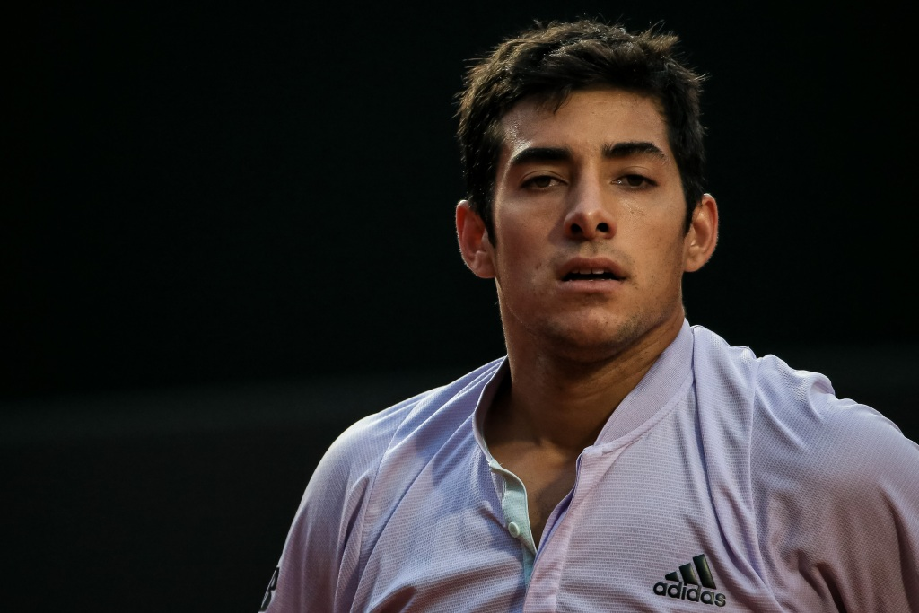 Garín retires from Chile Open quarterfinal with back pain - NBC Sports