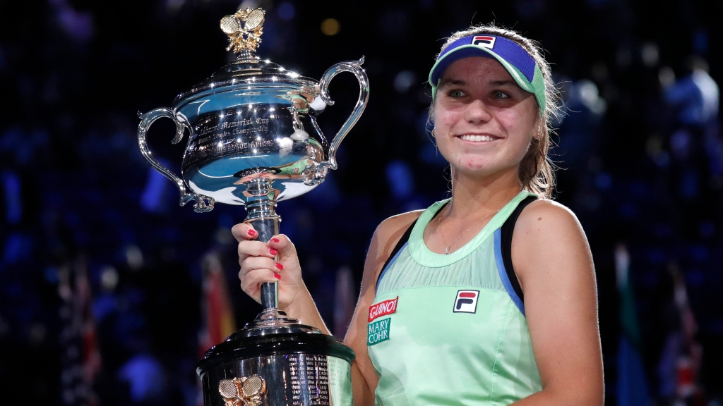 Sofia Kenin Continues Busy Stretch With Fed Cup Nbc Sports