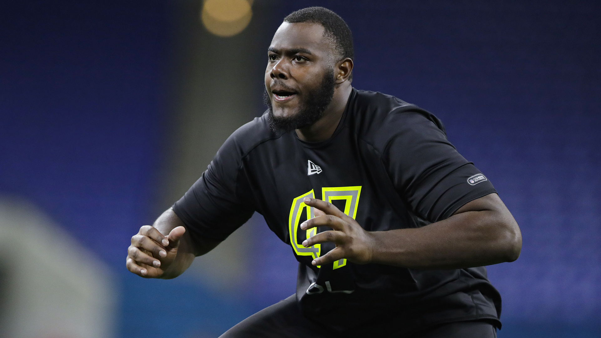 NFL draft top offensive tackles: Andrew Thomas