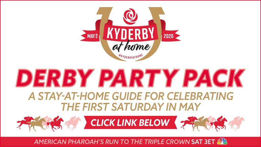 Kentucky Derby Party Pack