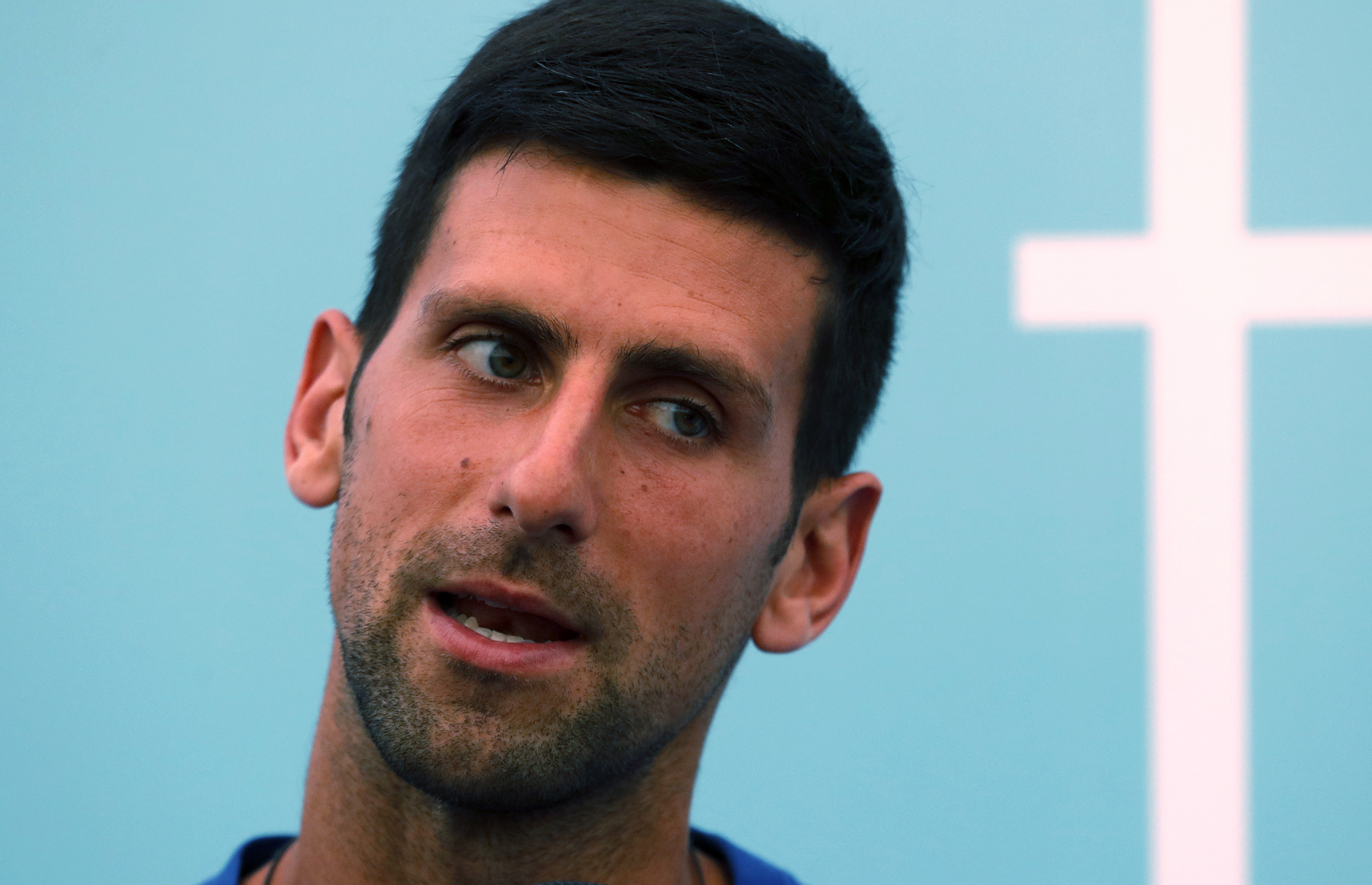Novak Djokovic Defends Packed Stands At Charity Event Nbc Sports