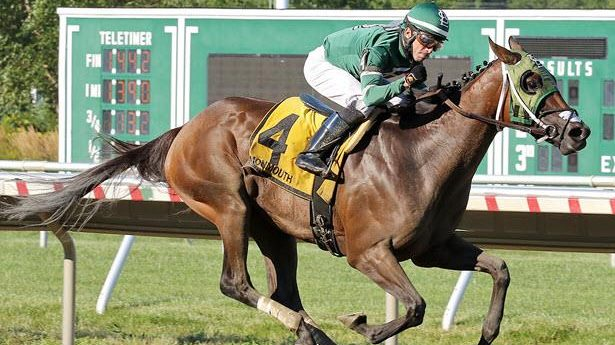 Hopeful Growth wins Monmouth Oaks at Monmouth Park - NBC Sports