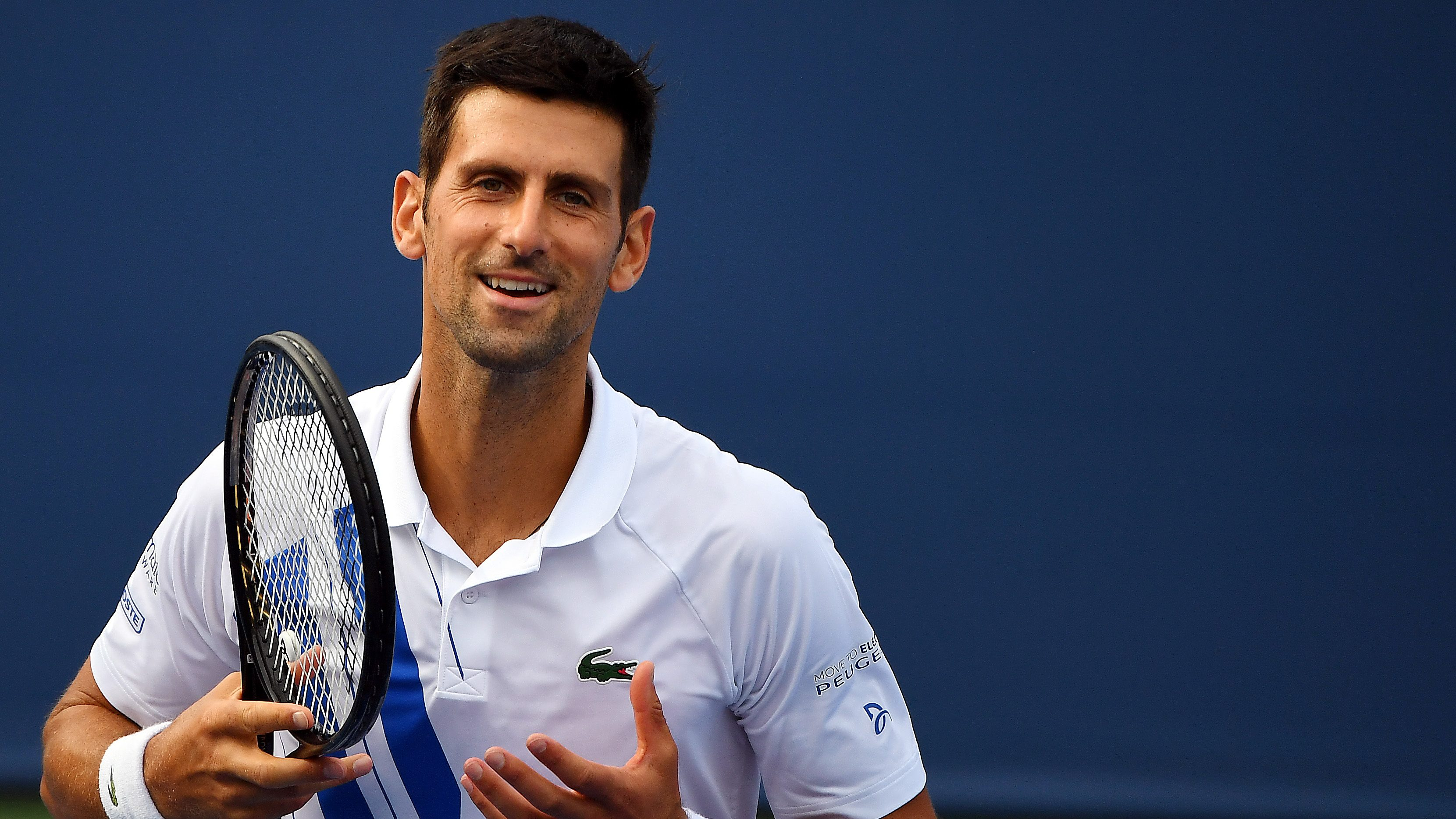 Djokovic Advances Medvedev Ousted At Western Southern Open Nbc Sports