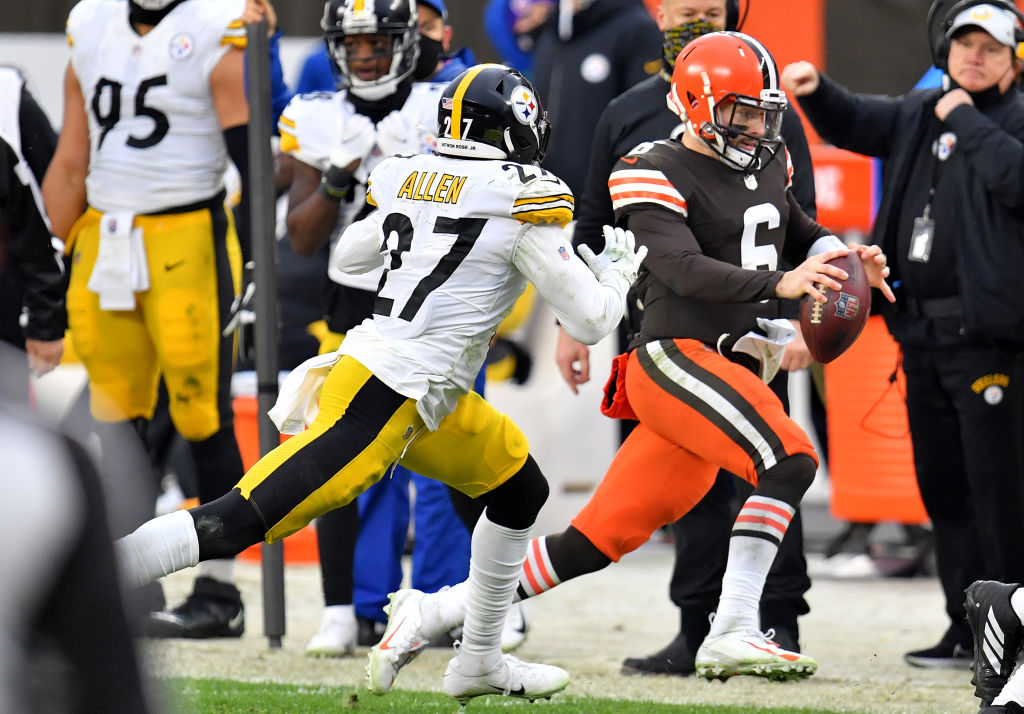 How to watch Steelers vs. Browns: TV channel, live stream online, kickoff time for tonight's NFL Wild Card playoff game - NBC Sports