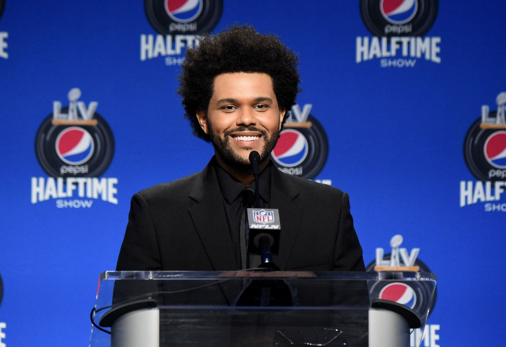 2021 Super Bowl halftime show: Setlist, watch The Weeknd's full performance at Super Bowl LV