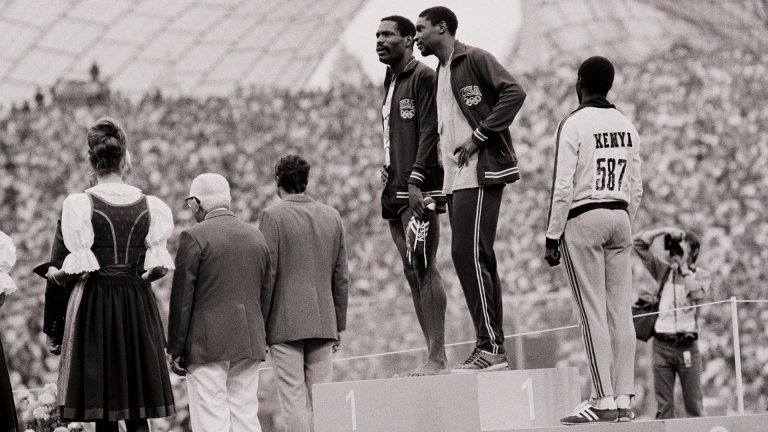 Remembering a Forgotten Protest: Vince Matthews, Wayne Collett and the 1972 Munich Olympics
