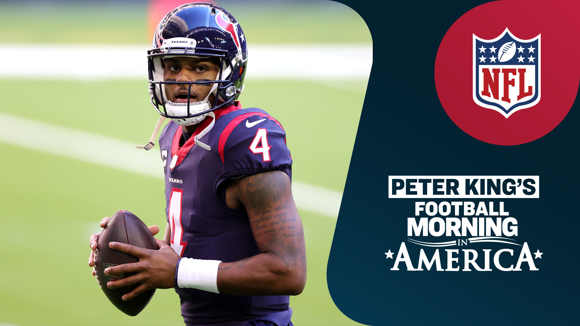 Peter King's five mock trade proposals for Deshaun Watson